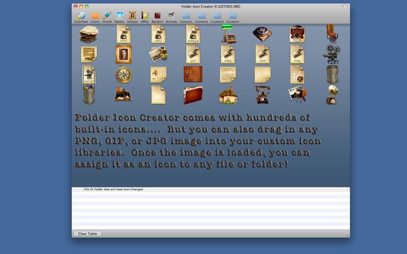 Mac folder maker