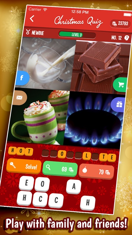 Christmas Quiz - A Holiday Guessing Game For The Whole Family screenshot-3