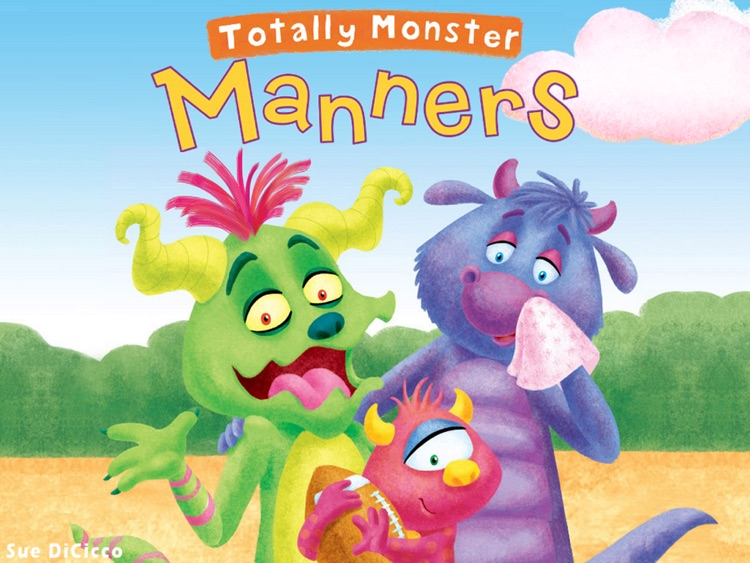 Totally Monster Manners