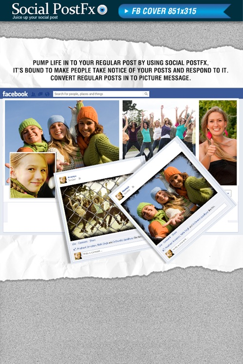 Social PostFx screenshot-4
