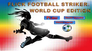 Brazil Cup Flick Football Striker : Penalty Shoot Out screenshot four