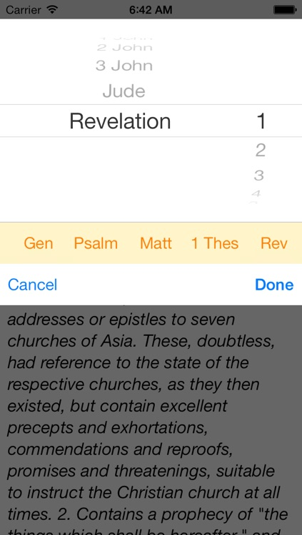 Matthew Henry Concise Commentary screenshot-4