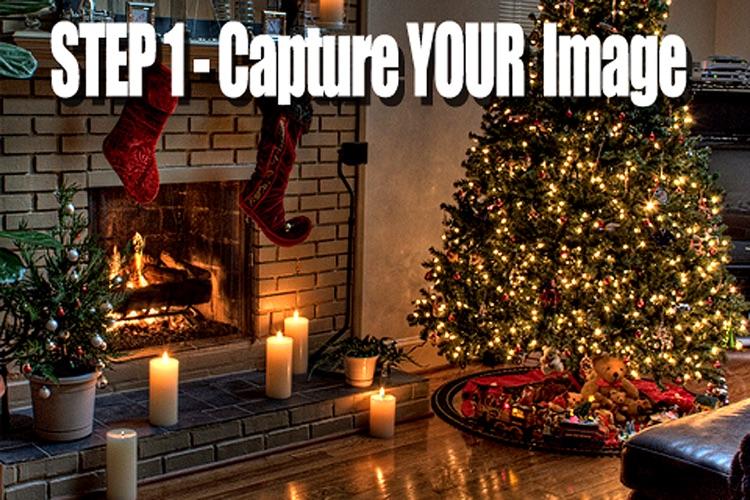 Add Santa to Your Photos