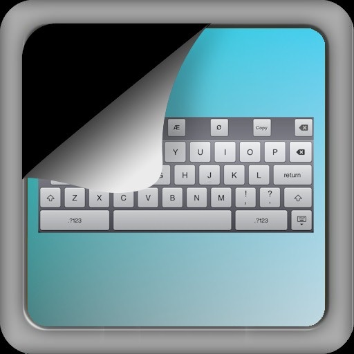 Norwegian Keyboard for iPad