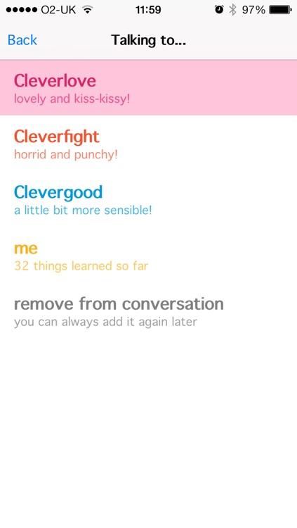 Cleverme! screenshot-3