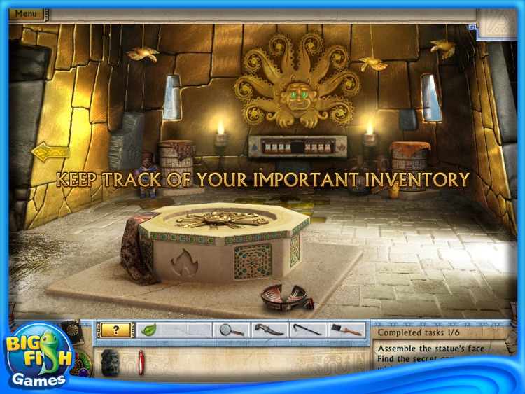 Alabama Smith: Quest of Fate HD screenshot-3