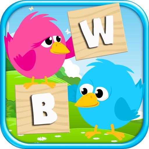 Wordy Bird: HangMan HD