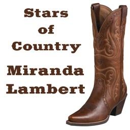 Stars of Country Miranda Lambert