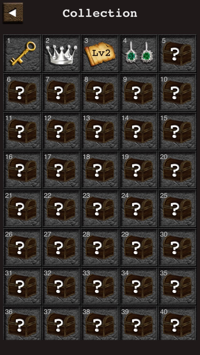 The 宝箱のスクリーンショット4