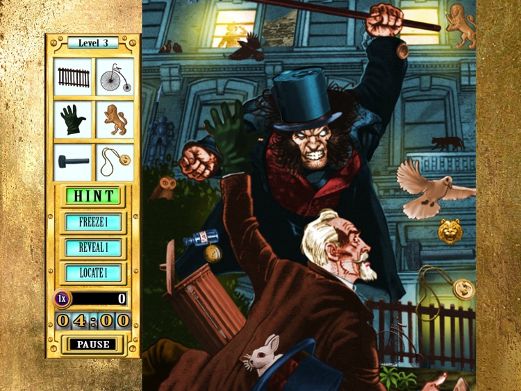Hidden Object Game FREE - Dr. Jekyll and Mr. Hyde screenshot-2