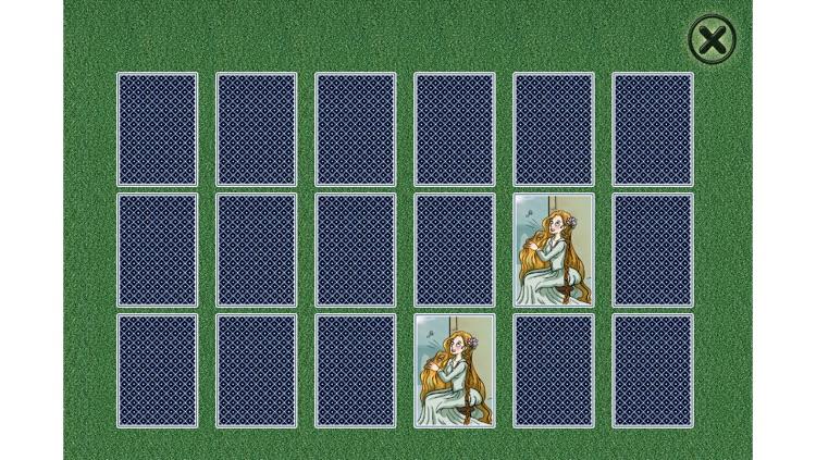 Rapunzel - Book - Cards Match - Jigsaw Puzzle (Lite) screenshot-4