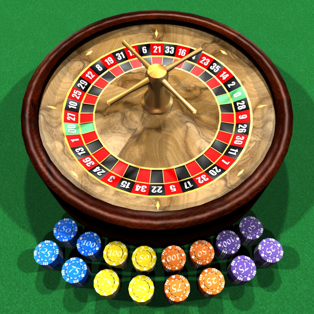 Multiplayer Roulette (for iPhone)