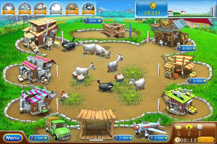 Farm Frenzy 2: Pizza Party by Alawar Entertainment, Inc