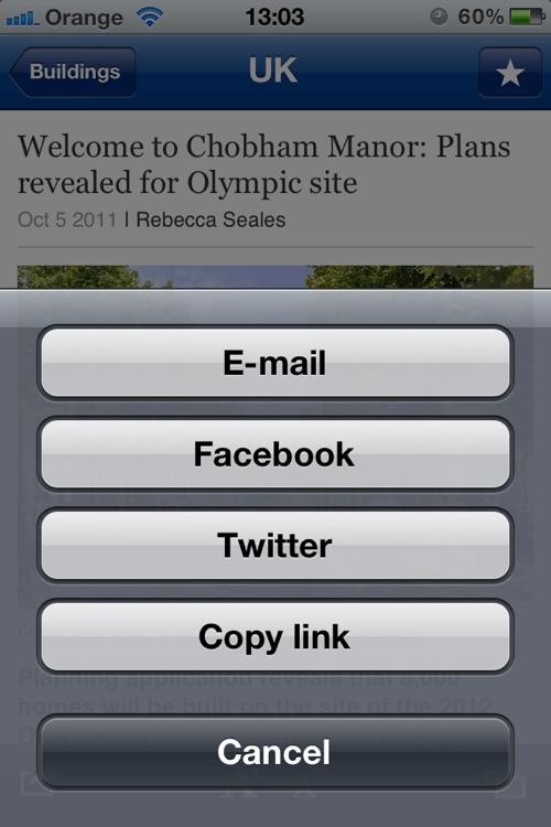 Building News for iPhone screenshot-4