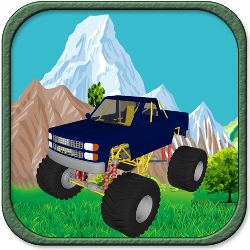 A Uphill Battle Monster Truck Challenge