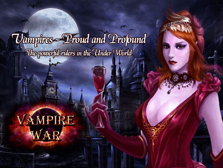 Vampire War - HD