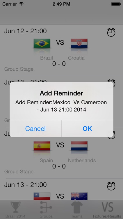 Brazil 2014 - Football Tournament