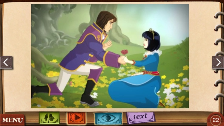 Snow White HD screenshot-3