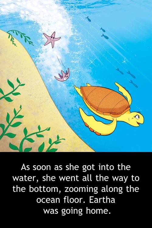 iStoryTime Kids Book- Eartha the Sea Turtle screenshot-4