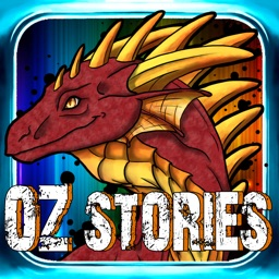 iOZ Series + Videos: The Wonderful Wizard of Oz A fantasy Story Complete Collection