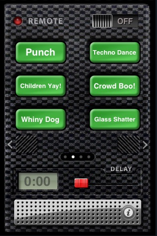 Remote Sound Box - Farts, Pets, FX