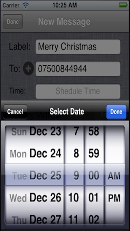Timer Text screenshot-3