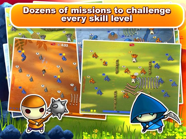 Mushroom Wars screenshot-4
