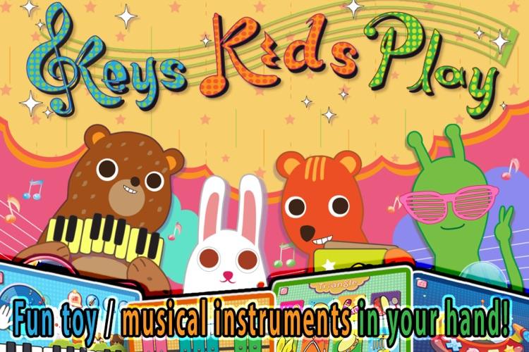 Keys Kids Play HD