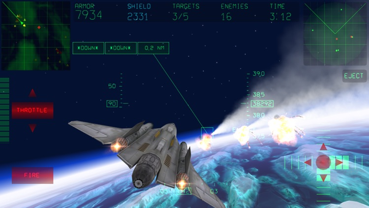 Fractal Combat screenshot-2