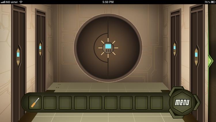 Escape - Trapped in Spaceship