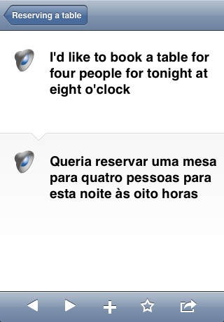 Collins English<->Portuguese Phrasebook & Dictionary with Audio