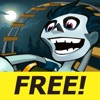 Haunted 3D Rollercoaster Rush FREE iPhone