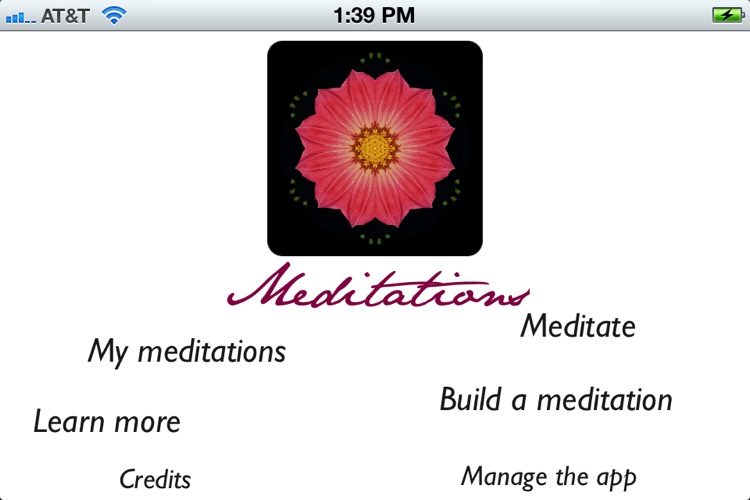 Meditations screenshot-1
