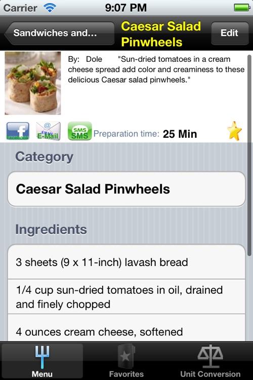 A Recipes