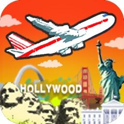 Airline Conqueror USA Ad-Free