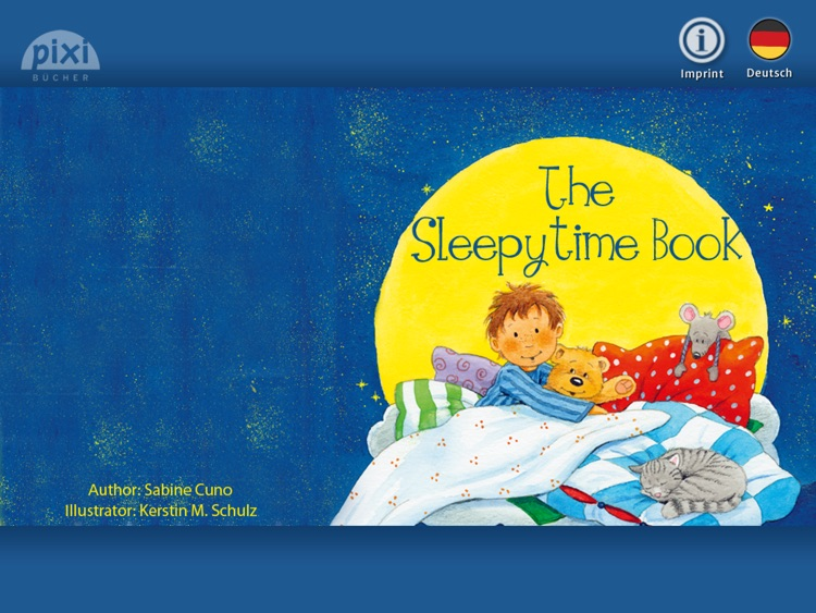 The Sleepytime Book