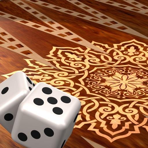 Tawla - Lite (Backgammon Game – Arabian Style)