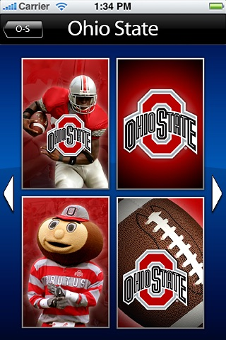 College Football Logos screenshot-4