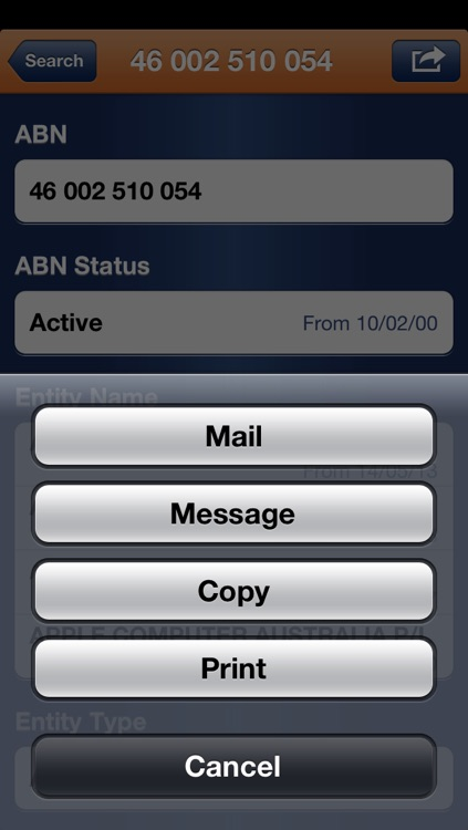 ABN Lookup by BOOL Software