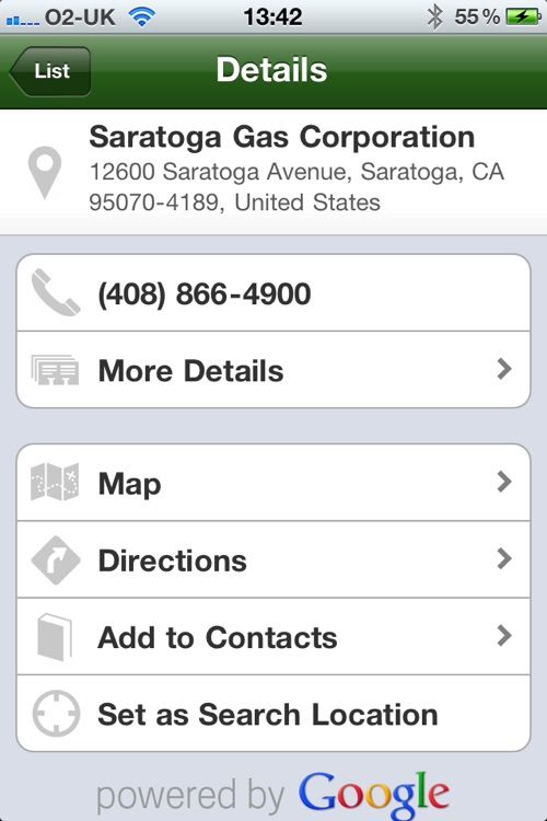 Give Me Directions To The Nearest Gas Station >> Gas Finder Find Your Nearest Gas Stations By Activeguru Ltd