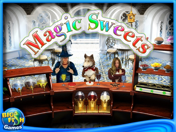 Magic Sweets HD (Full) screenshot-0