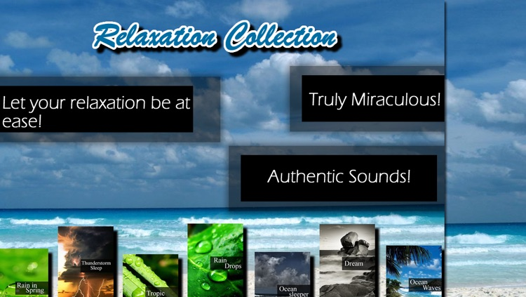 Relax Collection Pro screenshot-1