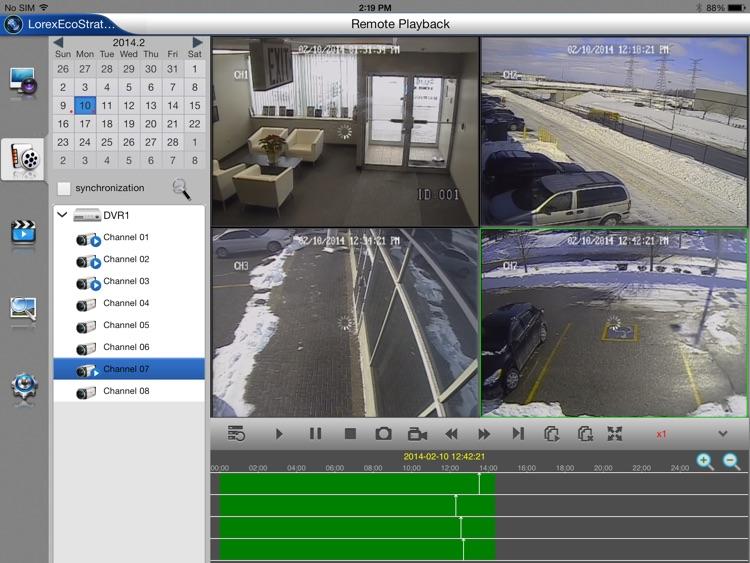 Lorex Eco Stratus HD screenshot-4