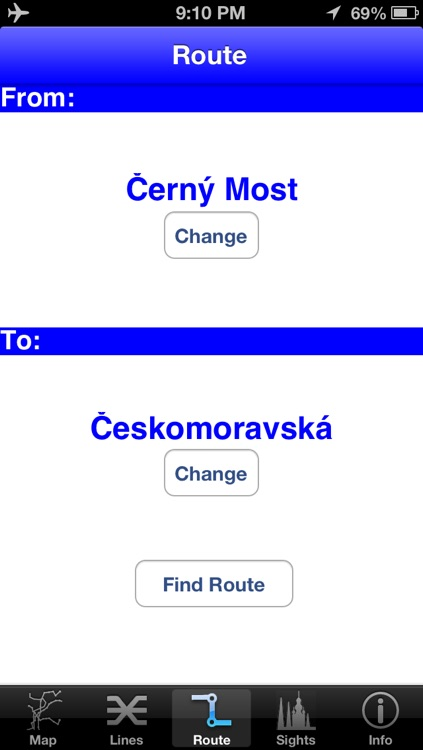 Prague Subway Guide with Offline map screenshot-3