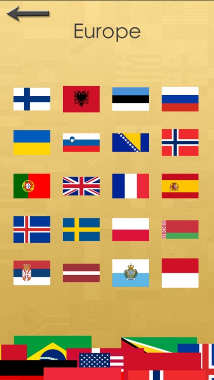 Countries Flags Quiz