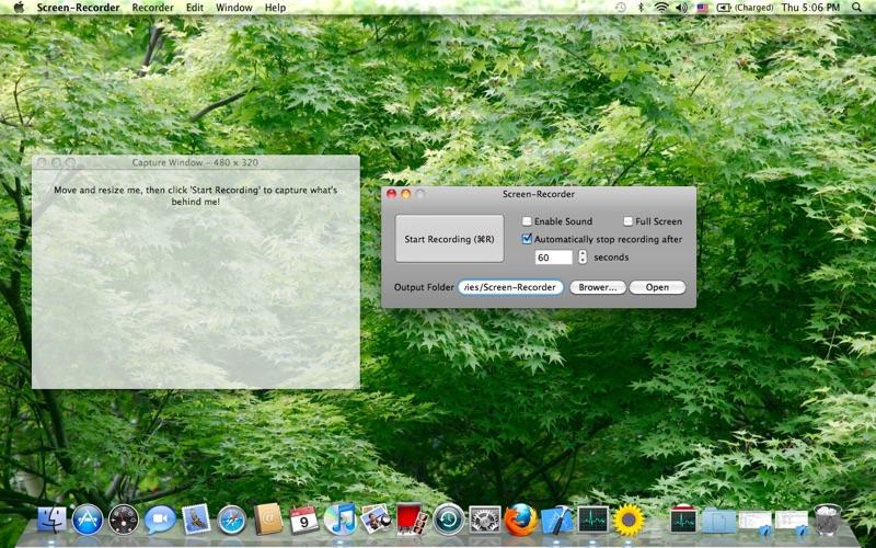 Screen-Recorder Screenshot