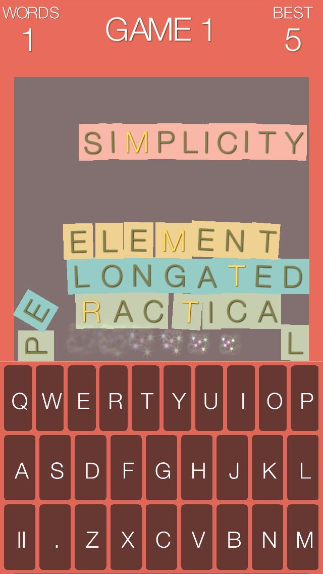 Type Type : The Hardest Typing Game screenshot three