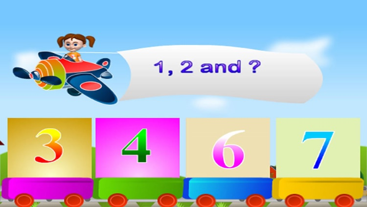 Number Sequence - Autism Series screenshot-3
