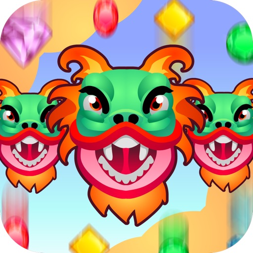 Dragon Slots Free Lucky Casino Spin to Win Jewel Fruit Machine