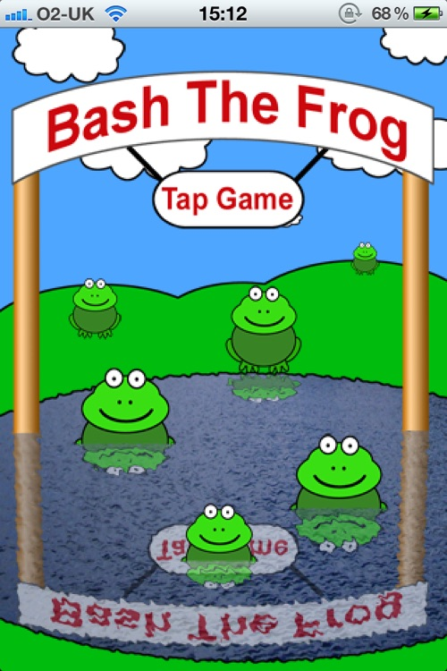Bash The Frog - Tap Game